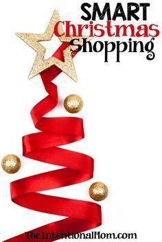 Smart Christmas Shopping 12 Tips to Save YOU Money! | christmas ...