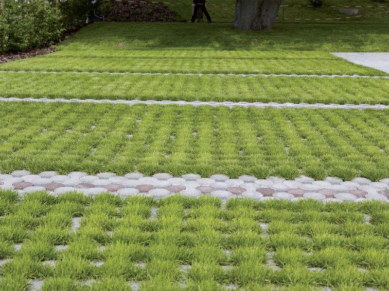 Pavimentazione Drenante Da Giardino : Pavimentazione drenante per esterni lunix by ferrari bk