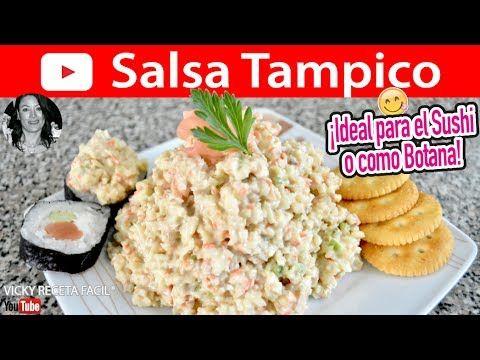 C mo hacer salsa tampico para sushi vicky receta facil - Salsas faciles de hacer ...