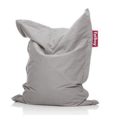 Fatboy Large 100% Cotton Bean Bag Chair | Perigold #salledejeuxenfant