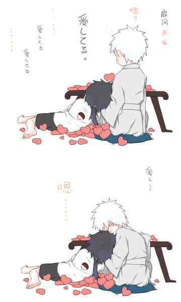 Naruto - Tobirama Senju x Izuna Uchiha - TobiIzu 5/5