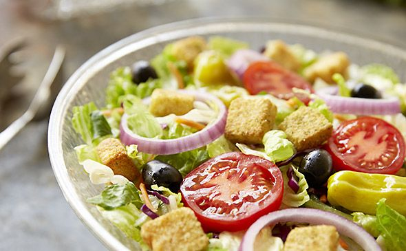 Olive Garden House Salad Picture Our Famous House Salad Salads - Olive garden house salad