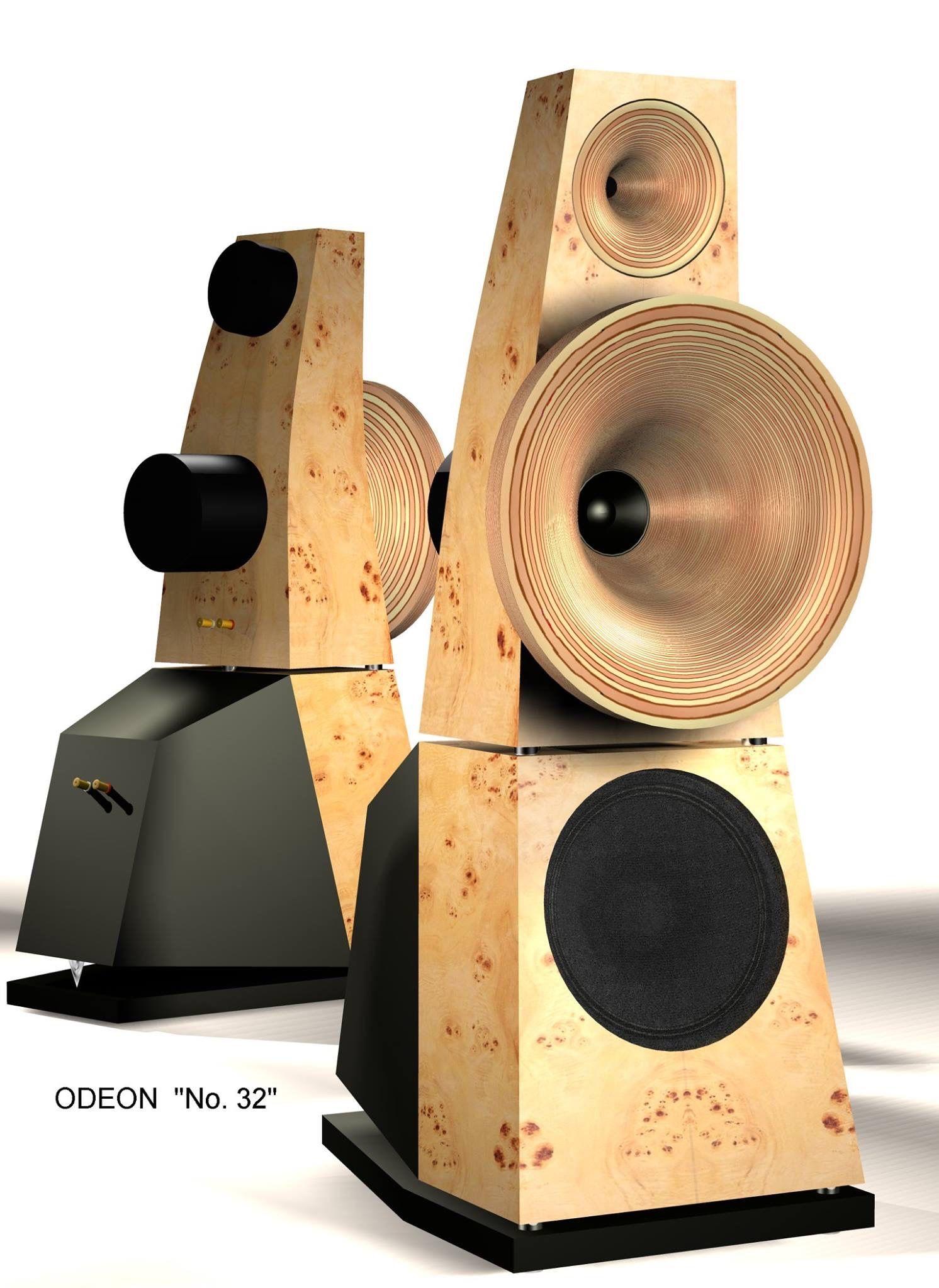 Pin Von Audiogallery Auf Speakers Lautsprecher