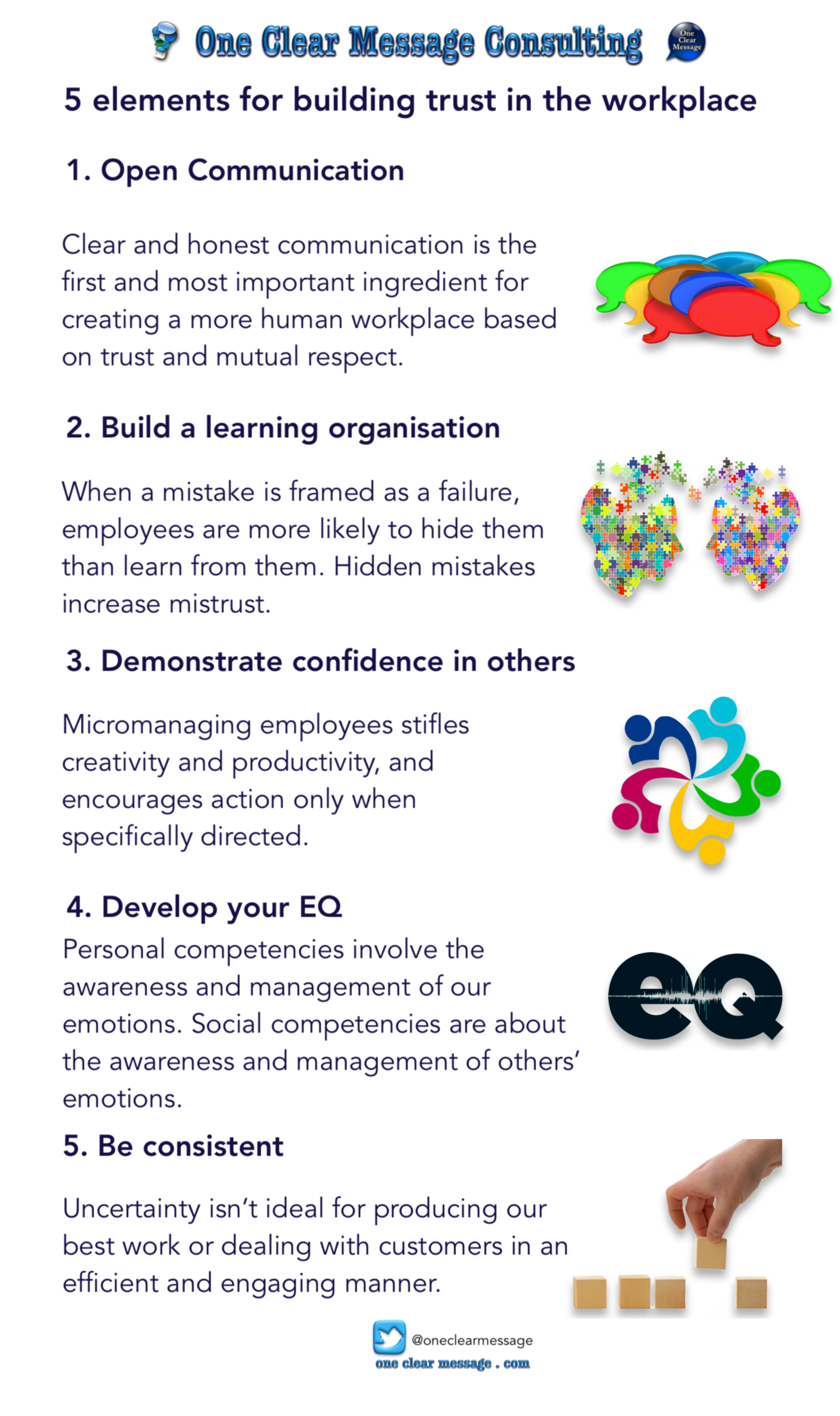 5 Elements For Building Trust In The Workplace Build Trust Workplace Quotes Trust
