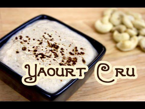 yaourt sans lait animal recette vegan crue youtube. Black Bedroom Furniture Sets. Home Design Ideas