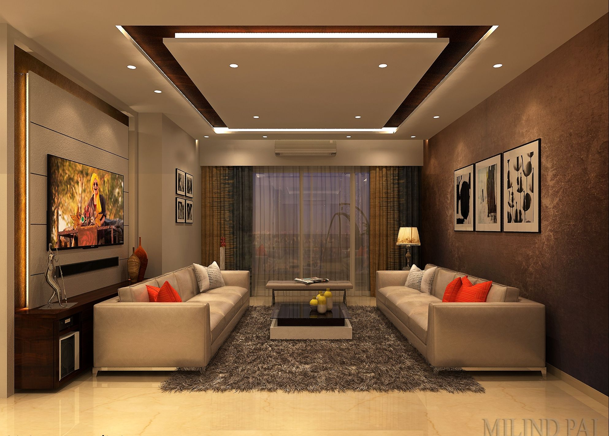 Accessorize It Ceiling Design Living Room Ceiling De
