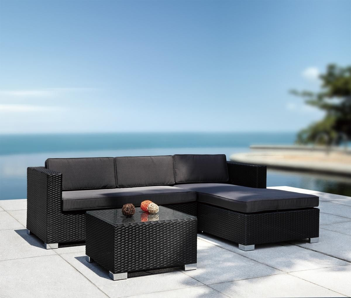 Ordinaire Renava Coiba   Modern Outdoor Sectional Sofa And Coffee Table. Distributed  By VIG Furniture.