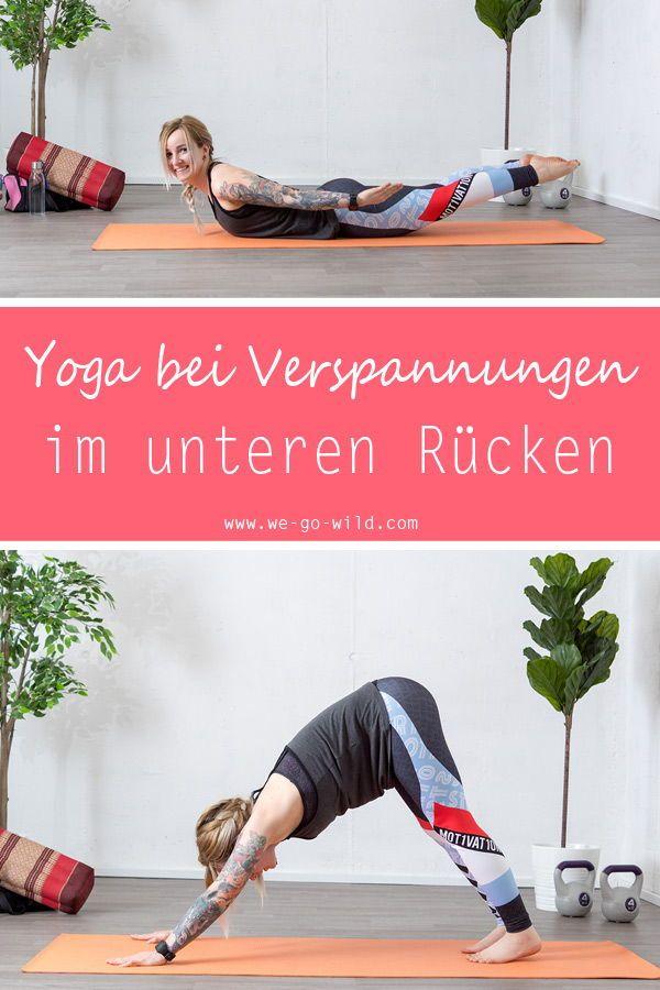 Übung zum Abnehmen des unteren Rückens