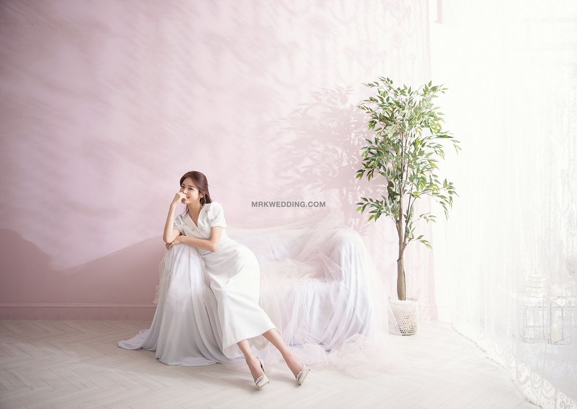 2019 CN studio new sample WEDDING PACKAGE Mr. K Korea