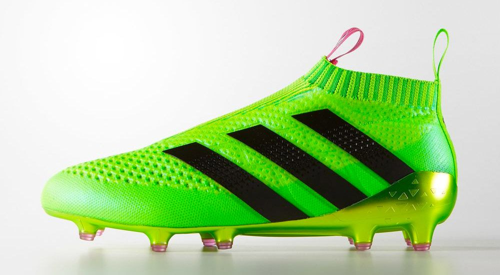 Ace 16 Purecontrol Laceless Boots Footy Boots Adidas Cleats Football Boots Adidas Background