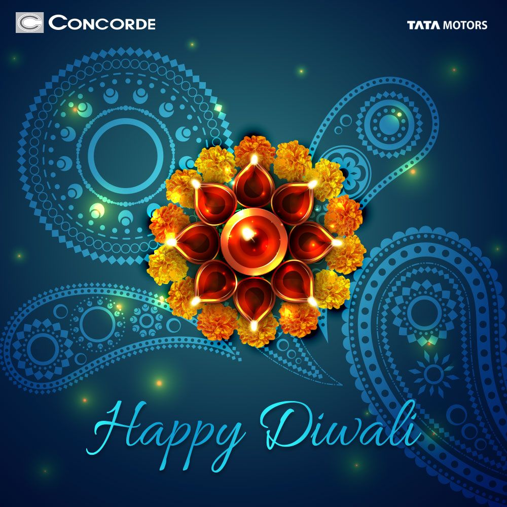 Diwali marks the start of a new phase. Wishing one and all a bright, prosperous and happy new phase with this Diwali! ‪#‎ConcordeMotors‬ ‪#‎HappyDiwali‬