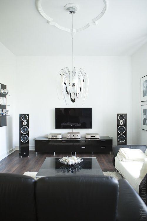 Living Room Tv Setups: Hifi Room, Living Room Setup