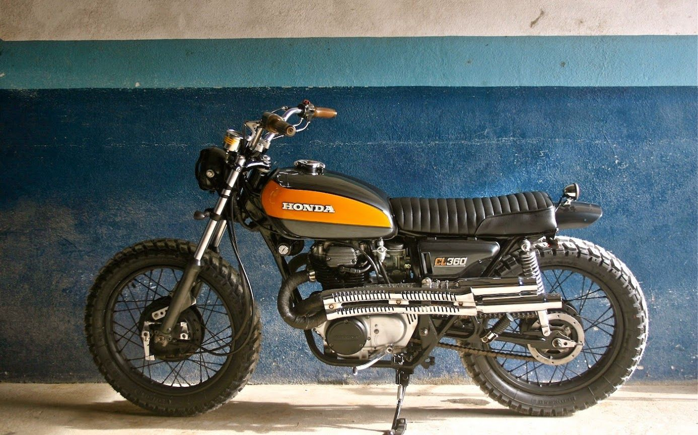 medium resolution of honda cl360 scrambler lab motorcycle inazuma cafe racer