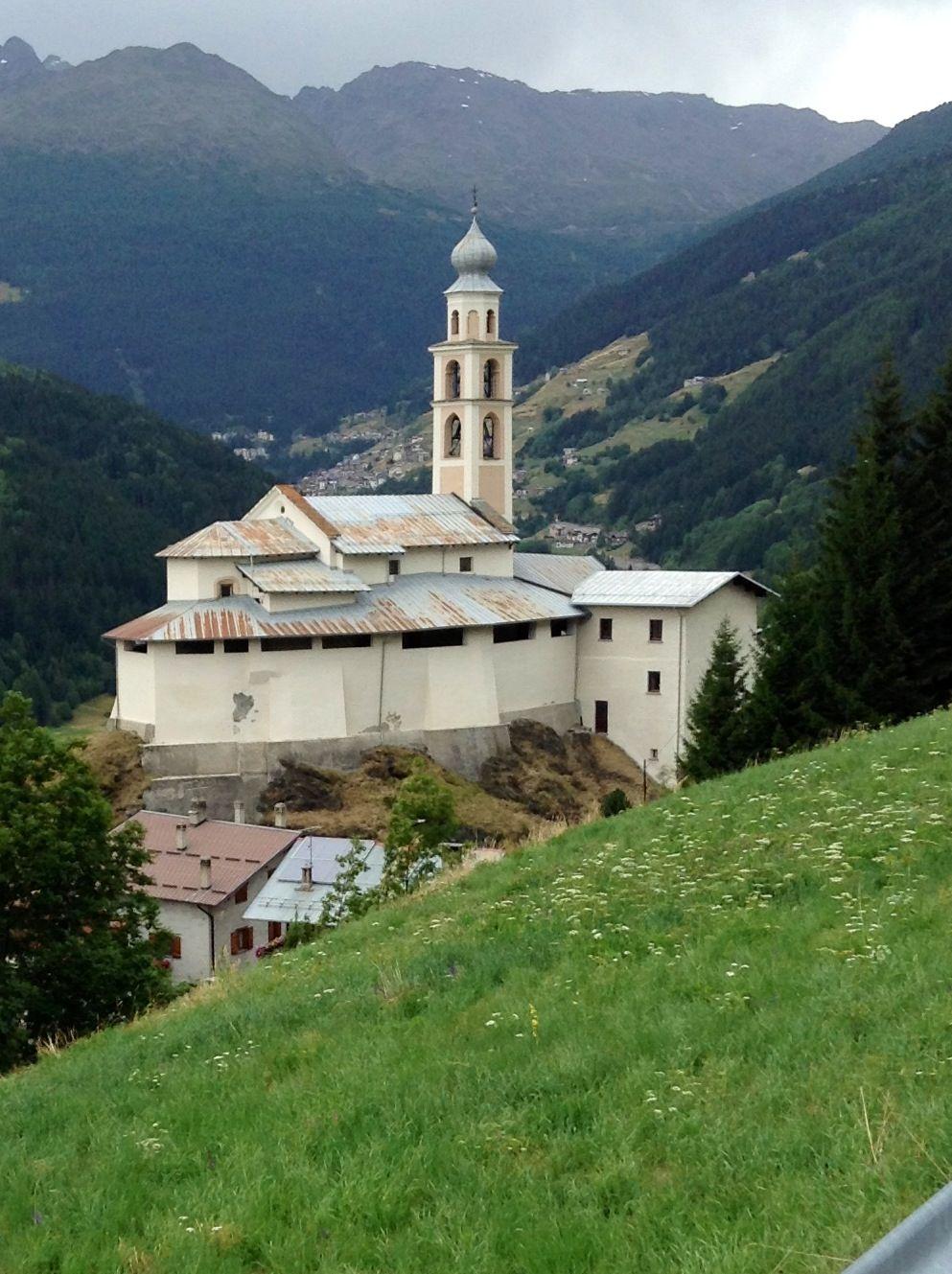 San Martino Pedenosso Val di dentro Sondrio It Lombardy