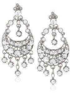 Nina Gypsy Style Chandelier Drop Earrings | Bijoux bijoux ...