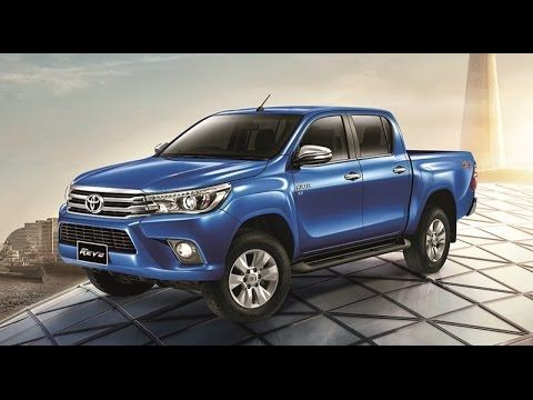 New Toyota Hilux 2016 Drive Offroad And Interior Exterior Hilux