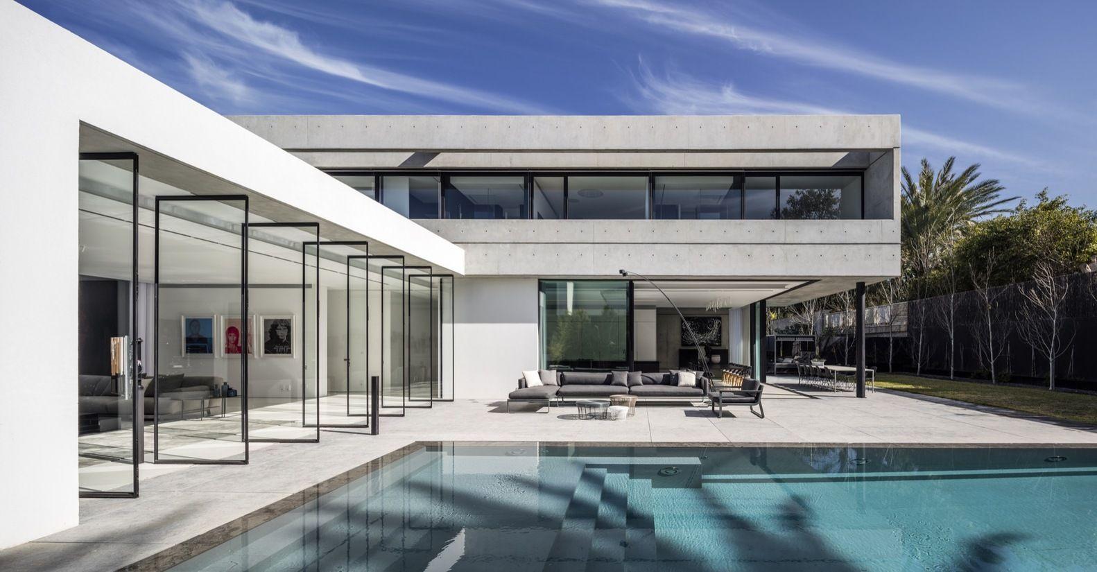Exterieur Maison Moderne Frais 33 Luxe S De Allee Entree Maison ...