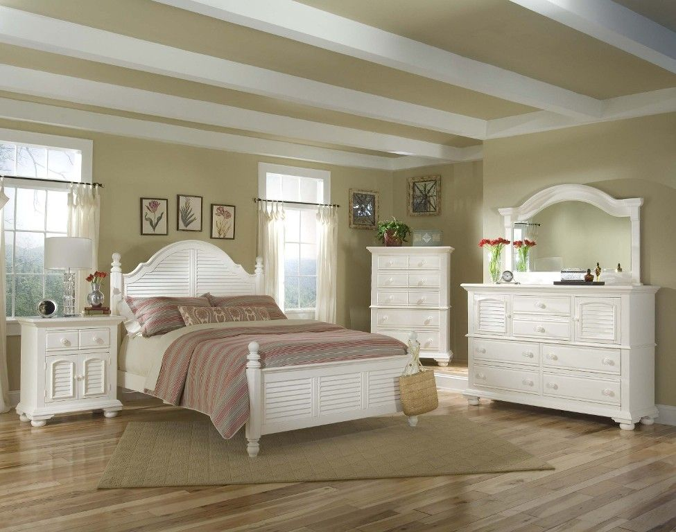 Bedroom Great Ashley White Cottage Bedroom Furniture White ...