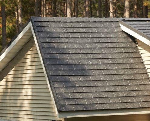 Slate Gallery Matterhorn Metal Roofing Metal Roof Roofing Yellow Houses