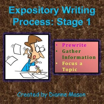 why expository writing Expository essays aim at explaining some reality by examining facts and providing real-world examples we offer expository essay sample on the topic the chemistry of love for you to review.