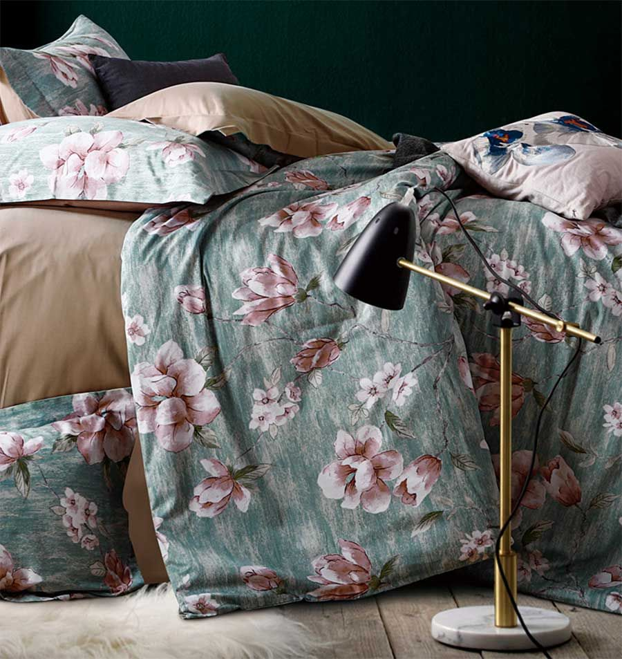 european american floral bedding sets adultfull queen king sand cotton vintage home textiles bed