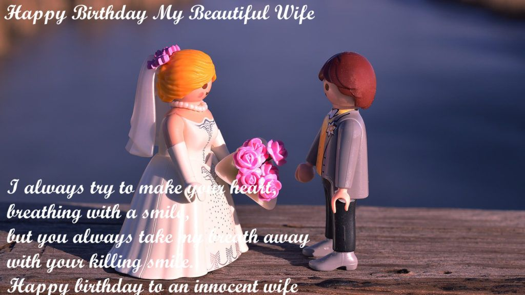 funny birthday wishes for wife messages, poems 2020 in