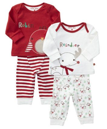 50e2f1a3dd1a New pyjamas or outfit for Xmas day given on Xmas Eve or in stocking ...