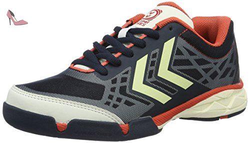 Crosslite Q, Chaussures de Fitness Mixte adulte, Noir, 36 EUHummel