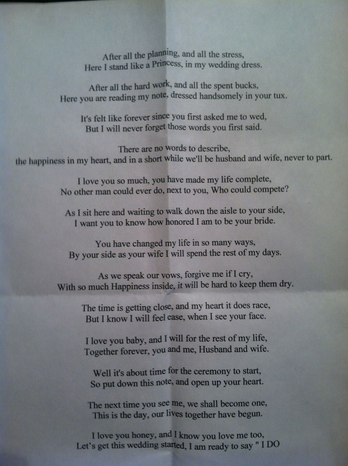 wedding vows that make you cry best photos page 4 of 4 wedding