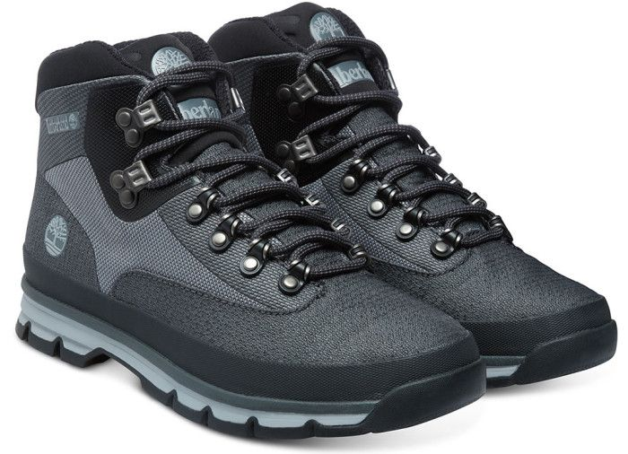 10f920bbb50 Euro Hiker Mid Jacquard Boot By Timberland Botas Timberland Euro Hiker