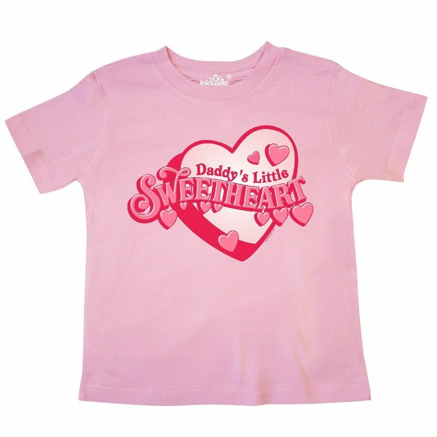inktastic Sweet As Candy Valentine Toddler T-Shirt