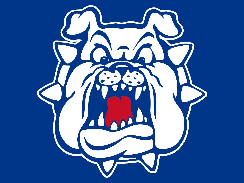 White apron chef fresno - Fresno State Bulldogs Logo 2
