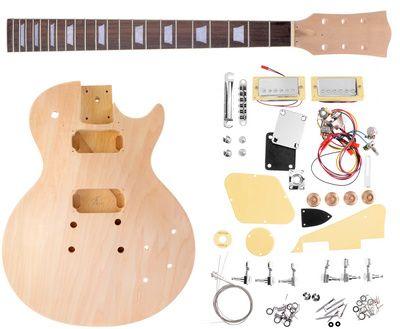 Harley Benton Electric Guitar Kit Single Cut Music Guitar