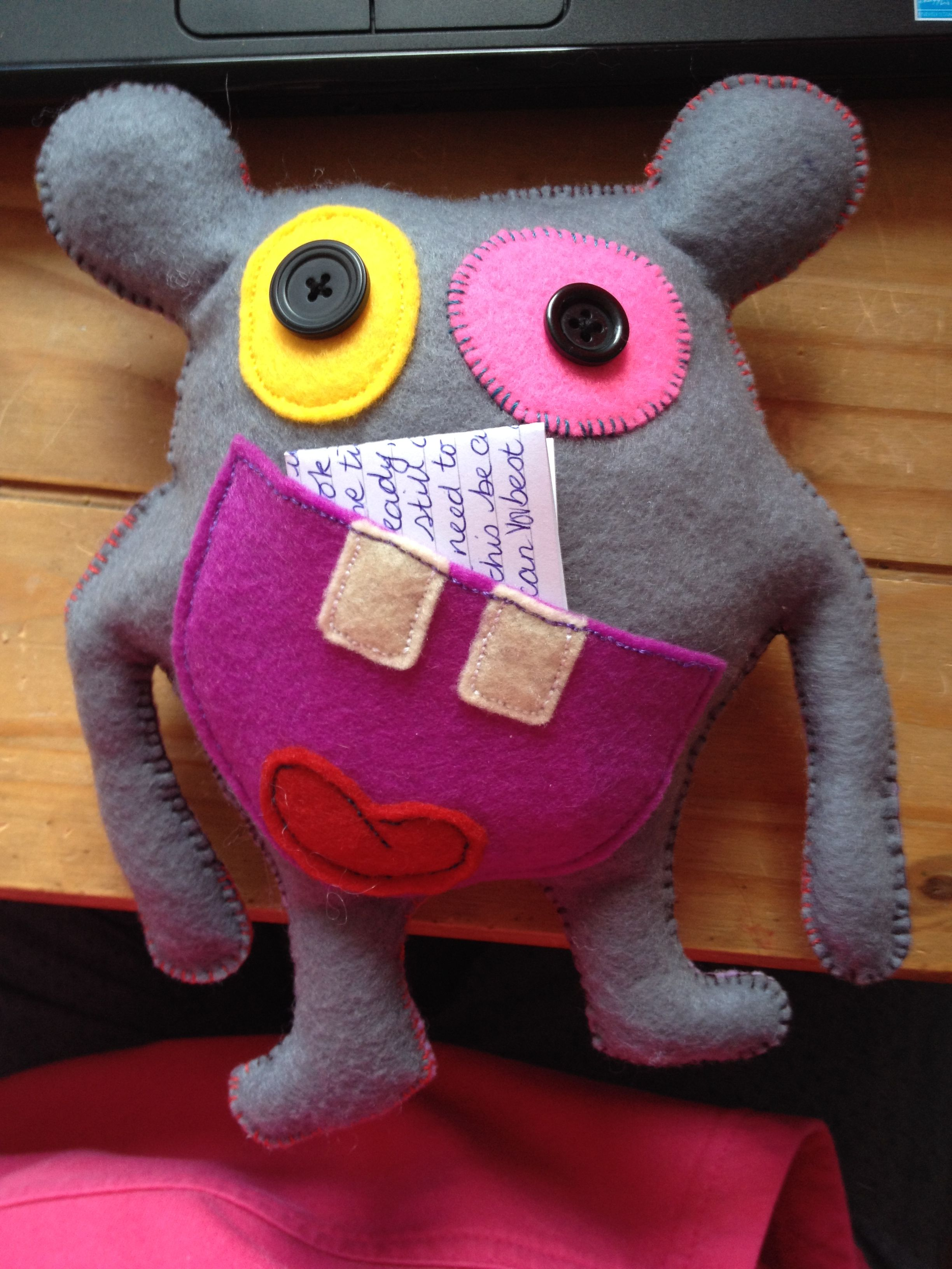 Worry Eater \u2026 | Kids and Play Therapy | Pinterest | Monsters ...