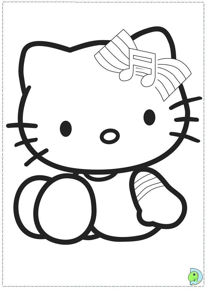 hello kitty coloring pages hello kitty coloring book