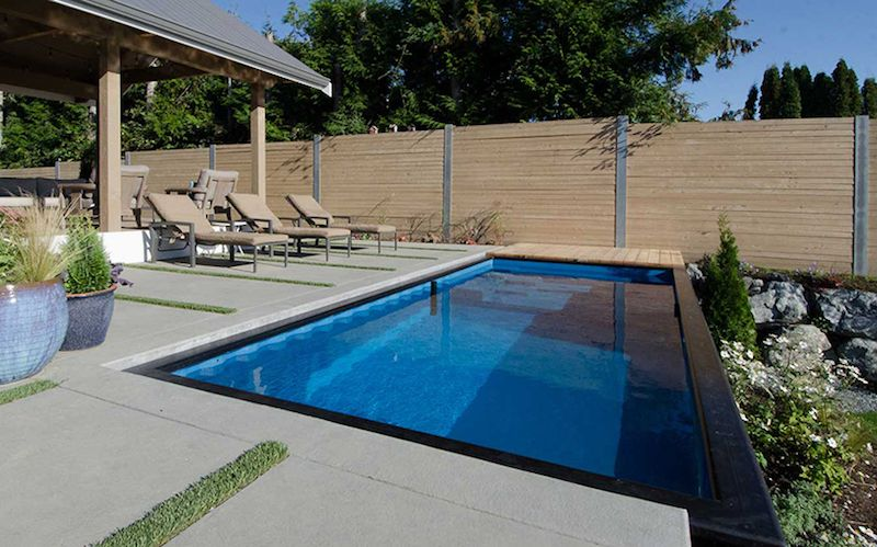 Pools Made From Shipping Containers Container Pool Shipping