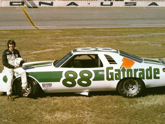 Image result for rebel 500 auto race in 1979 darrell waltrip