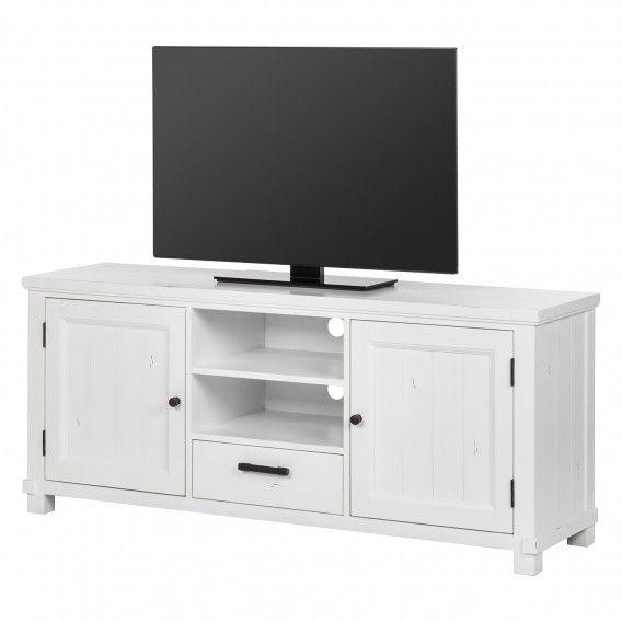 TV-Lowboard South Hampton II - Akazie teilmassiv Home24 Wohnen - küchenrückwand glas preis