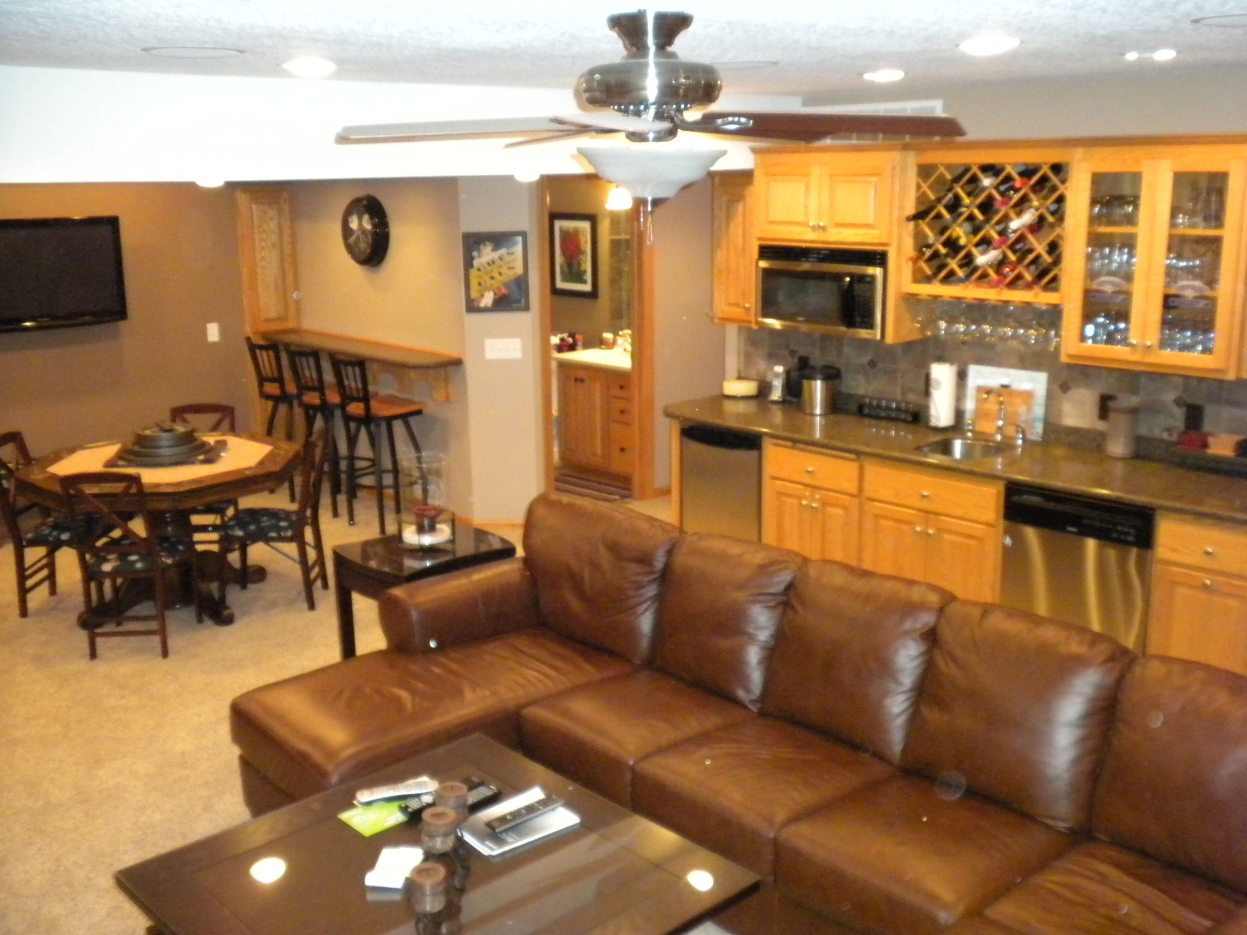 Basement Remodeling Milwaukee Decor basement-with-square-arches | dream home | pinterest