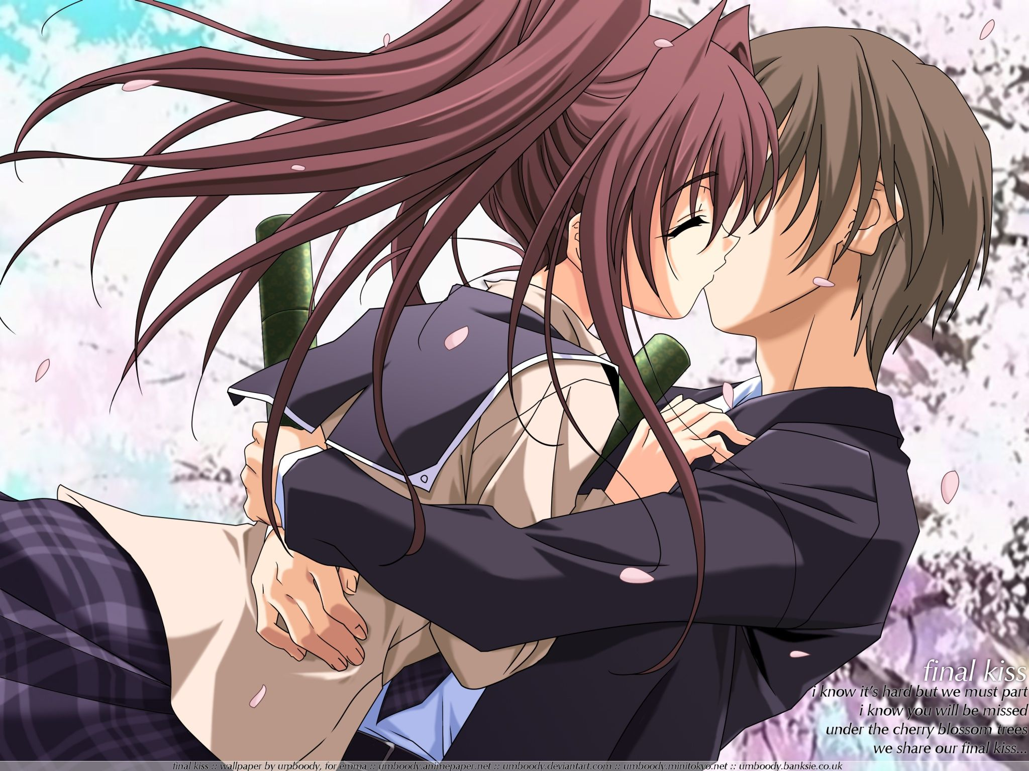 Manga Anime Artwork Best Romance Anime Anime Couple Kiss Anime Artwork Anime kiss best wallpaper