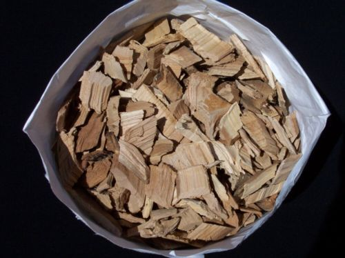 Made some amazing grilled chicken with these almond wood chips