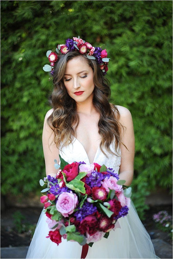 2015 bridal hair & make- trends