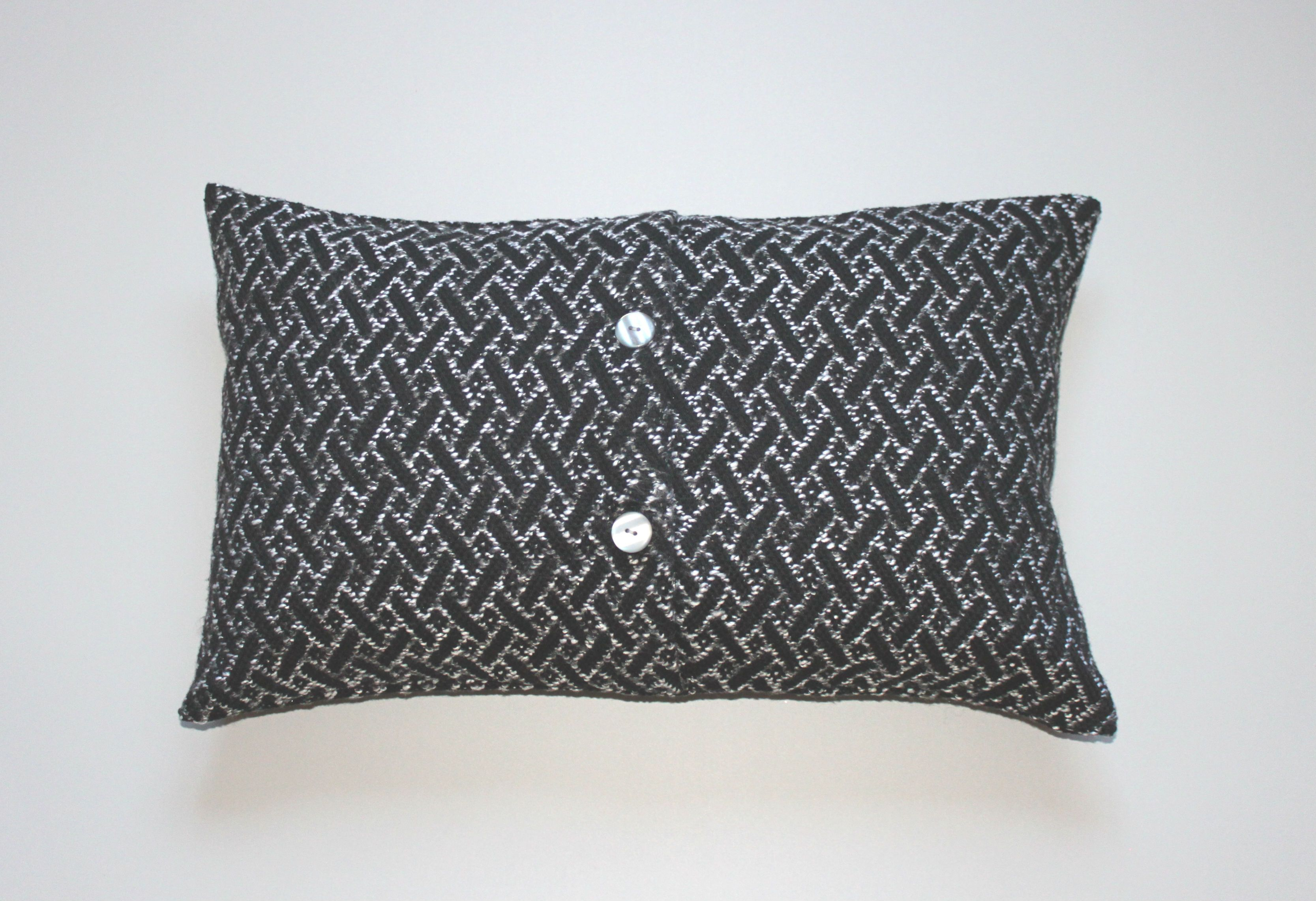 print juniper gray lumbar home block products studio pillow