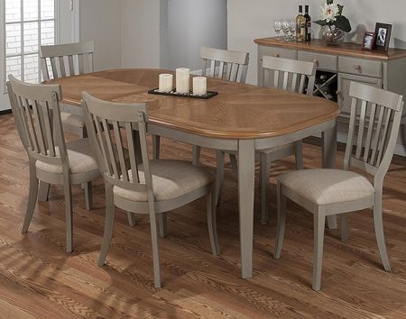 Pinkelsey Bennett On Hoa  Pinterest  Oval Table Grey New Oval Dining Room Table Set Design Ideas