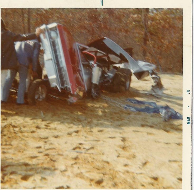 Irwindale Sprint Car Accident