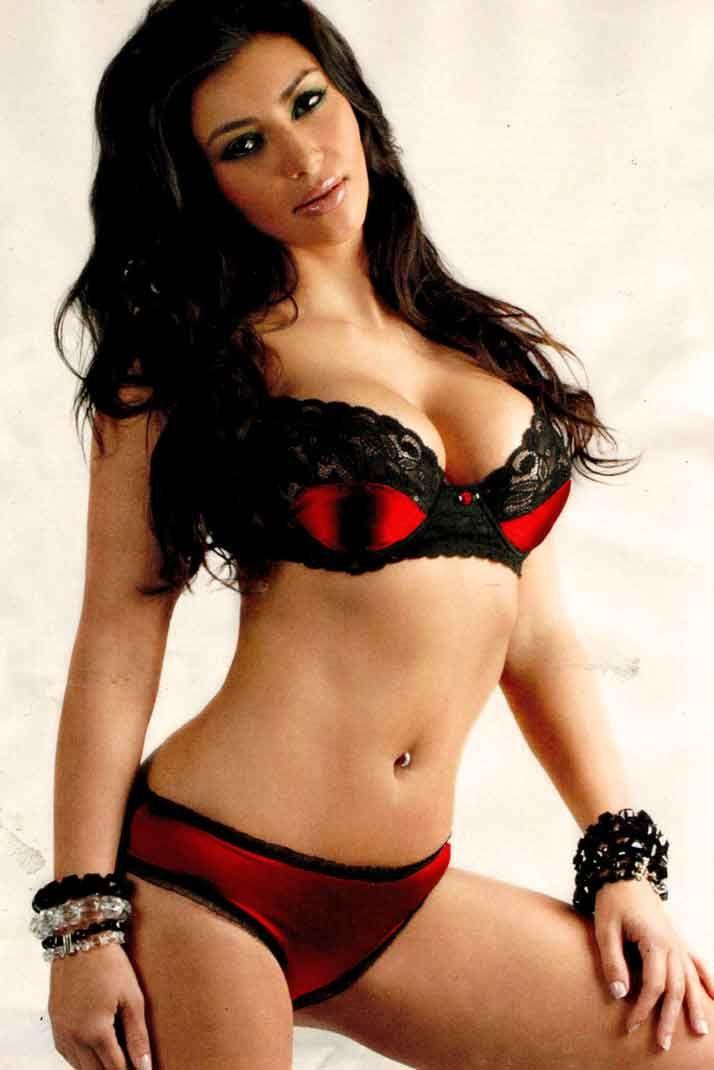 kardashian zoo Kim nude