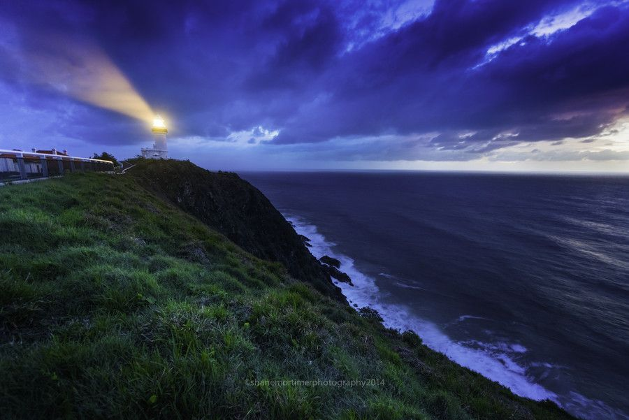 Byron Bay Lighthouse by Shane Mortimer on 500px