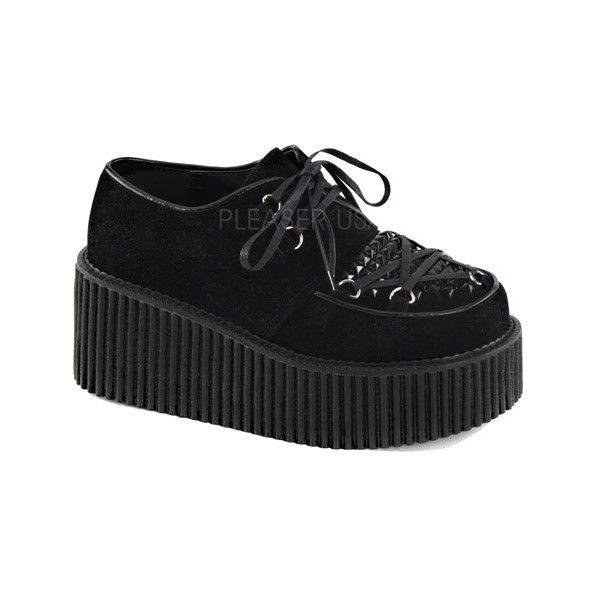 25bbe9bcf3b Women s Demonia Creeper 216 Creeper ( 75) ❤ liked on Polyvore featuring  shoes