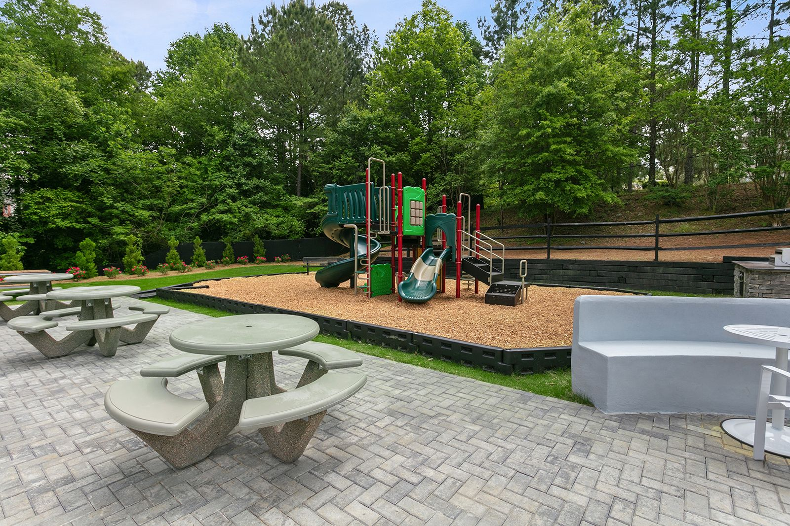 Your Kids Will Have Plenty Of Room To Play On Our Playground Renewsandysprings Iamrenewed Amenities Sandy Spring Luxury Apartments Sandy