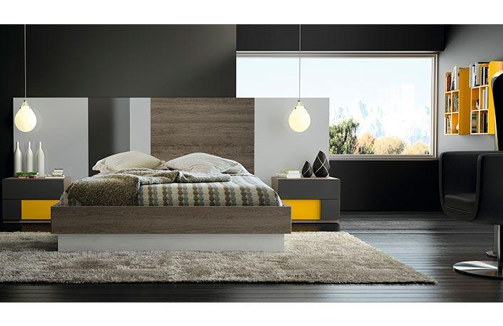 Decorar dormitorios en color mostaza | Dormitorios modernos ...
